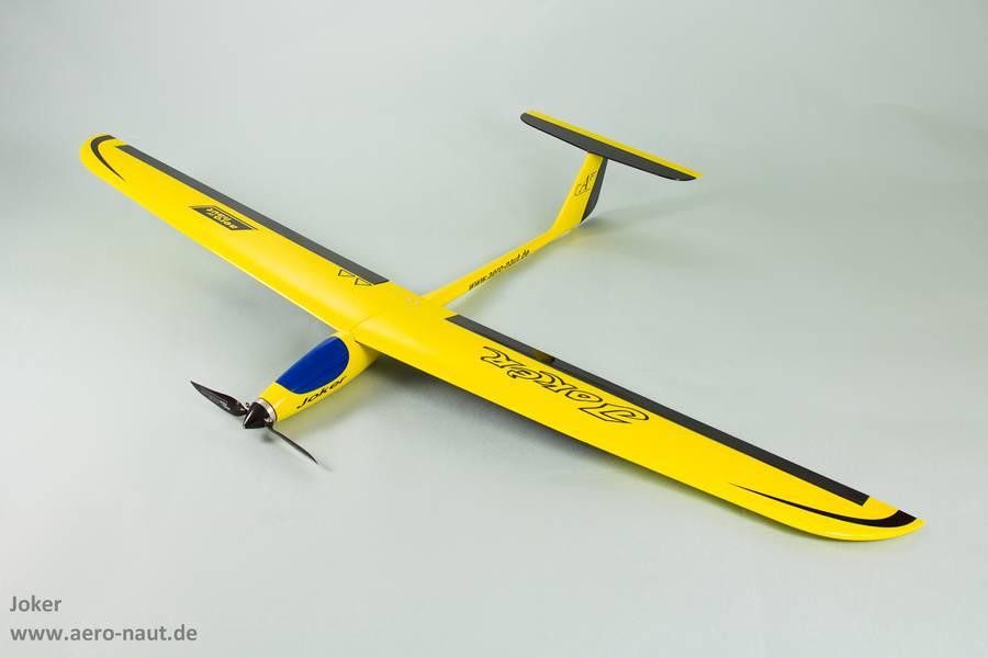 Aeronaut Joker 1.5M Powered glider