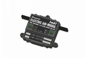Electric Air Module 2-14S, Vario HoTT
