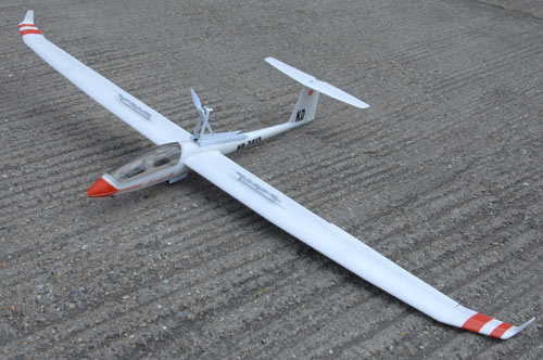 St Model Arcus M Ep Artf Gliders Distribution