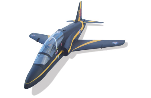 West Wings BAE Hawk EDF Kit 1:11 - 890mm wingspan