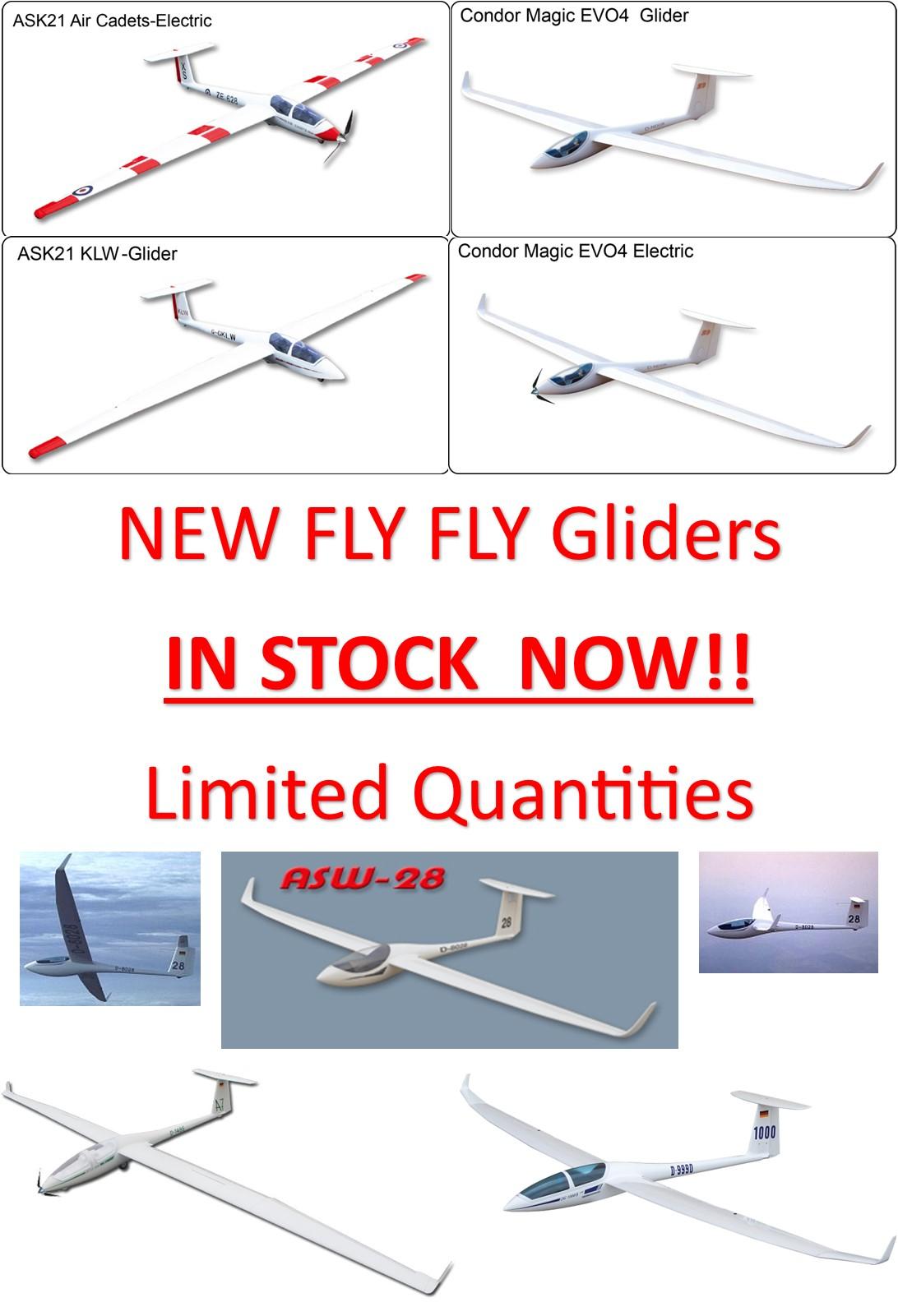 DG1000 Scale glider 2.6m Fibreglass Fuselage/Balsa Wings