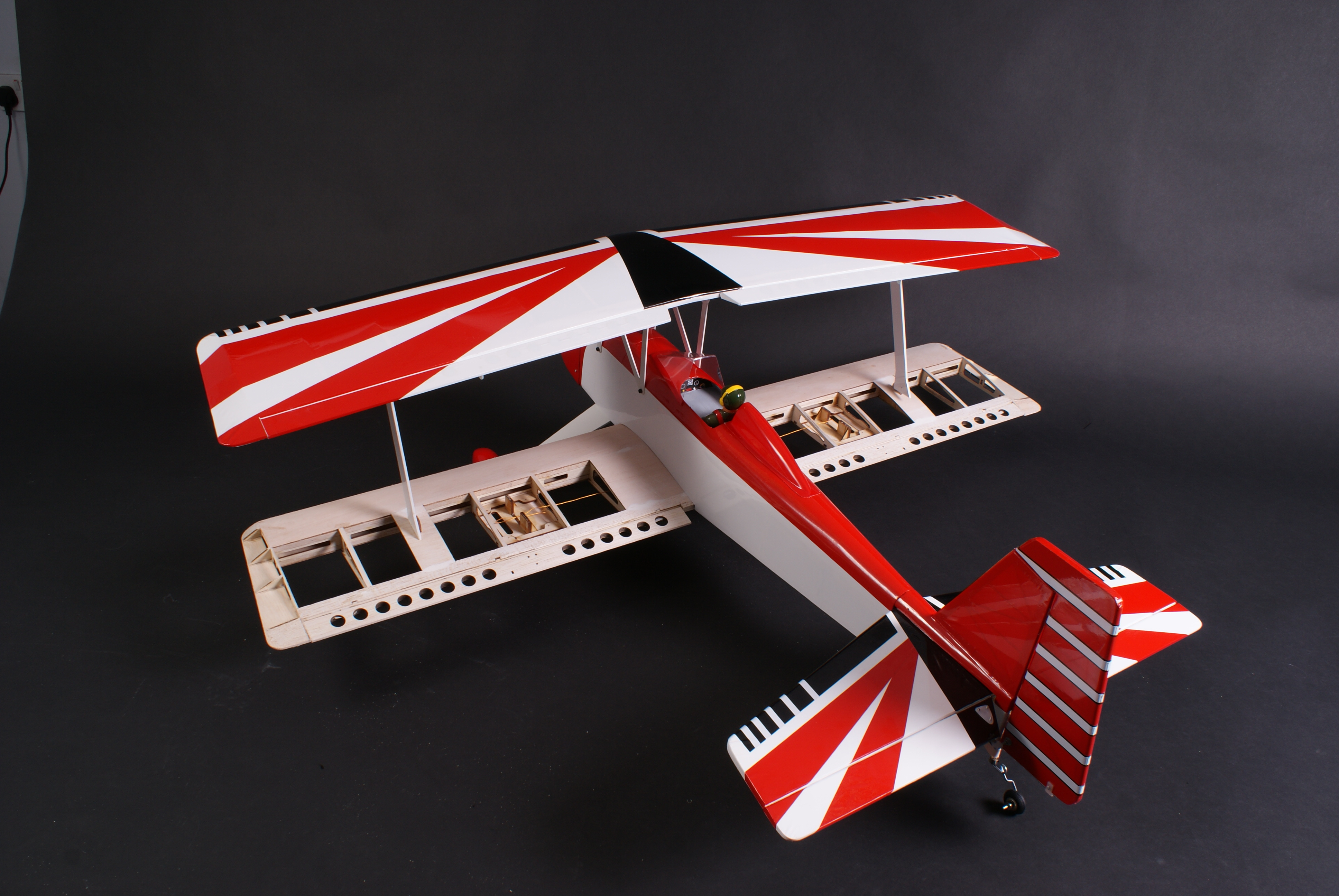 MAX THRUST PRO-BUILD BALSA DOUBLE TROUBLE UNCOVERED