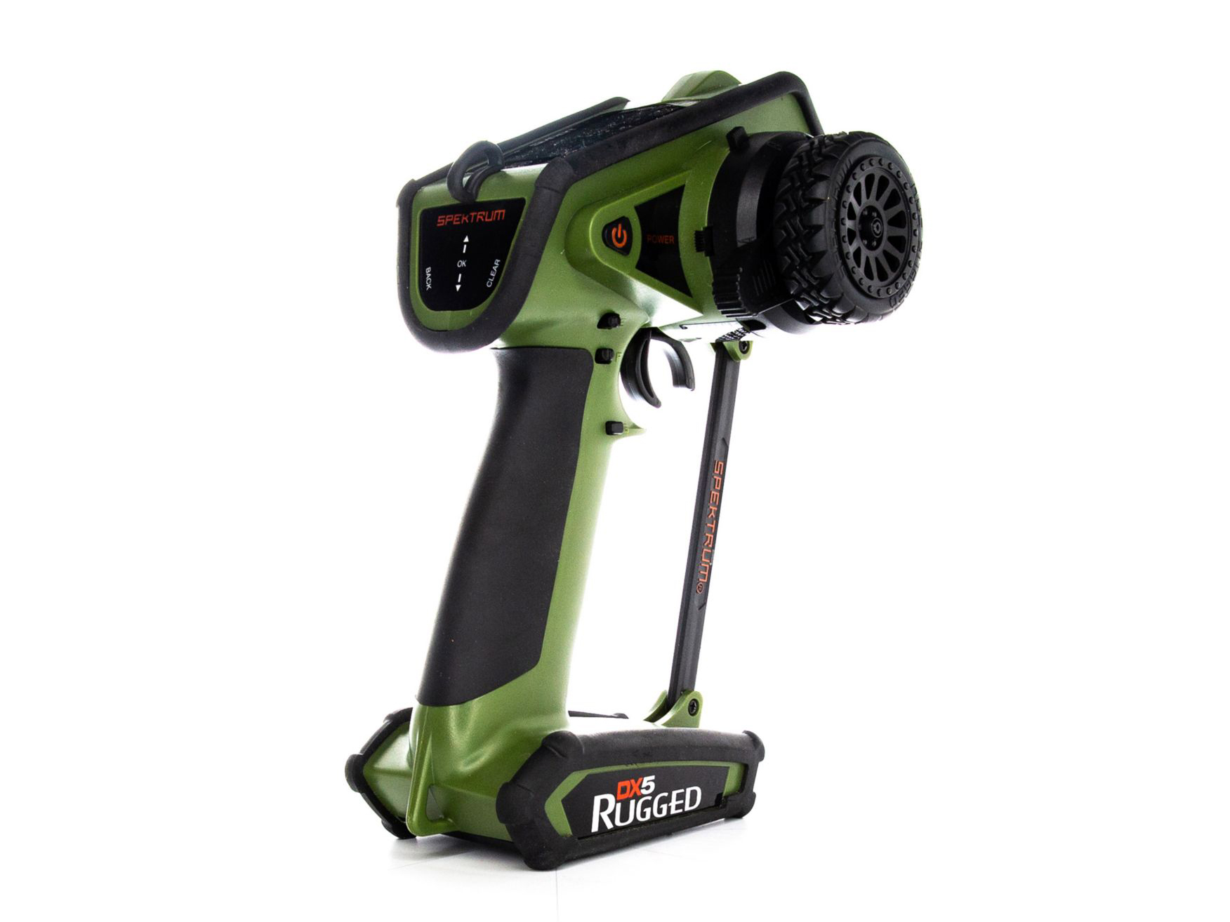 Spektrum DX5 Rugged 5ch DSMR Tx Only Limited Edition Green