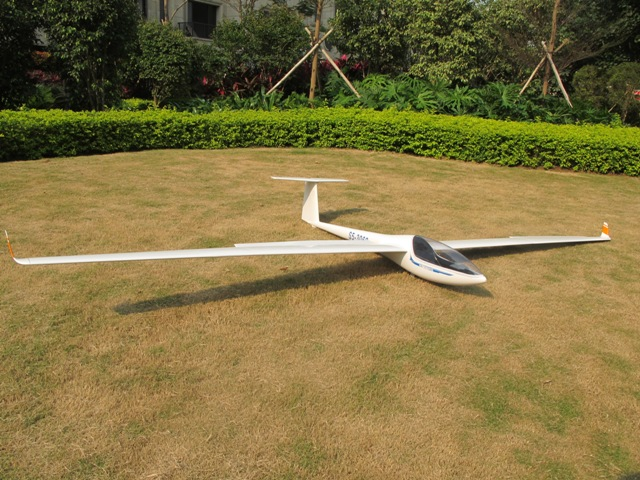 DG-303 4M Electric Glider W/Electric Airbrake
