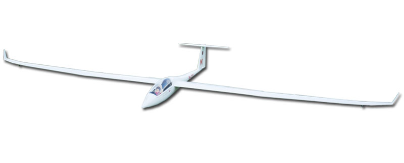 Duo Discus 4M  Glider with Electric Airbrake