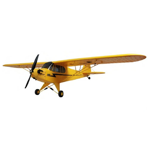 NEW DYNAM J3 PIPER CUB 1200MM PNP-Gliders Distribution