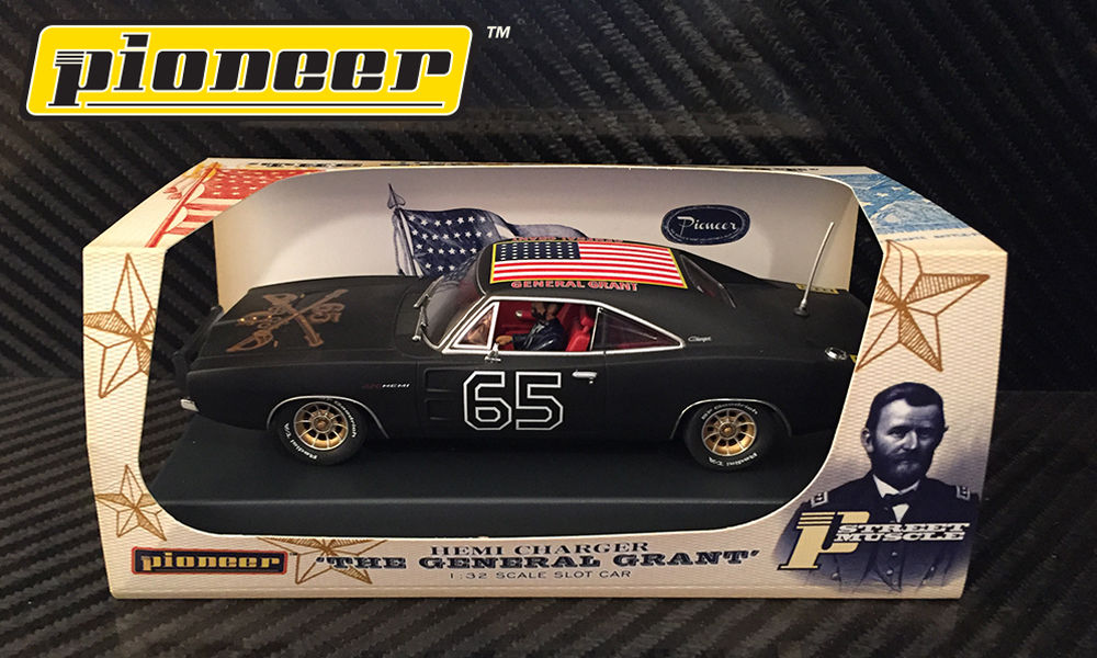 Pioneer Slot Car Review